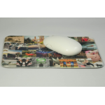 Mousepad Textil 270x190x5 mm